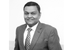 Julius Raj Stephen, SVP Operations